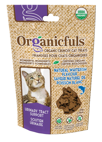 Whitefish Urinary Tract Support Cat Treat Recipe