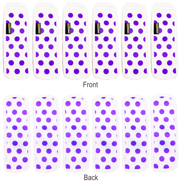 Popsicle Koozies (Purple, Quantity 6)
