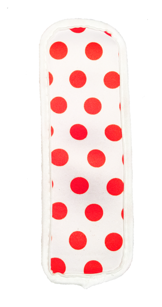 Popsicle Koozies (Red, Quantity 6)