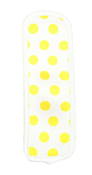 Popsicle Koozies (Yellow, Quantity 6)