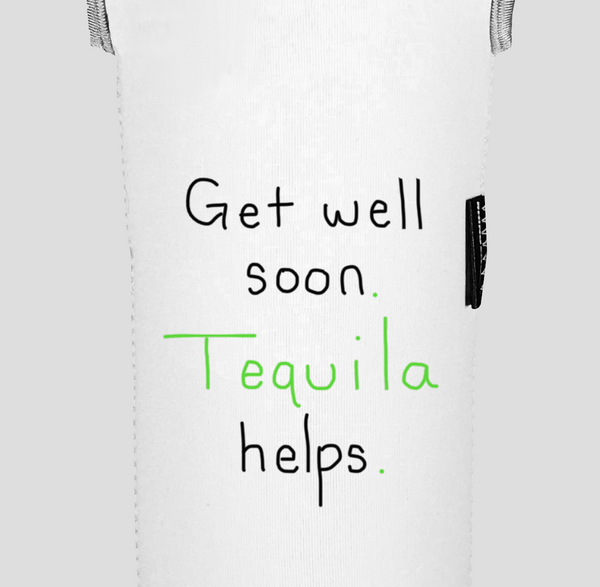 Get Well Soon, Bourbon / Get Well Soon, Tequila
