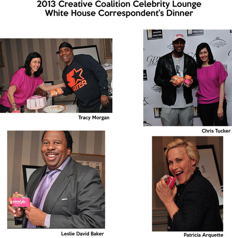 Connecticut Cookie Company at the White House Correspondent's Dinner 2013