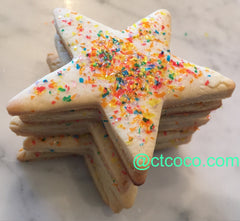 Connecticut Cookie Company Confetti Cookie