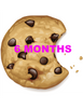 6 MONTH COOKIE SUBSCRIPTION - INCLUDES SHIPPING