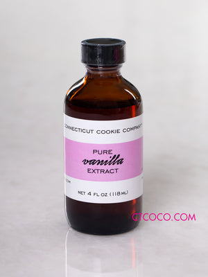 Connecticut Cookie Company Pure Vanilla Extract