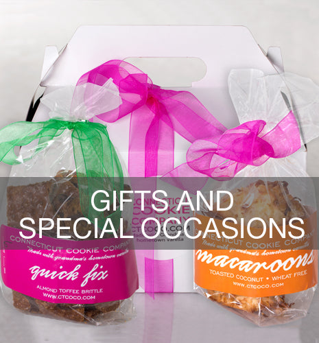 Connecticut Cookie Company Gifts / Special Occasions