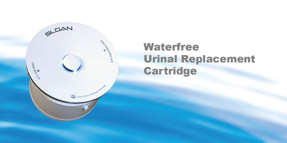 Waterfree Urinal Replacement Cartridges