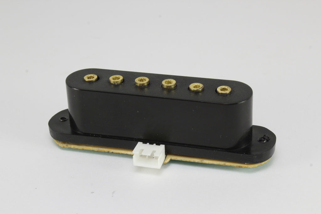 Emeletes humbucker stacked hex