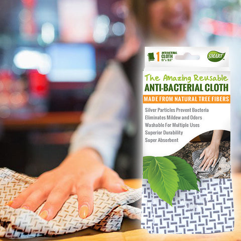 Anti-Bacterial Cloth
