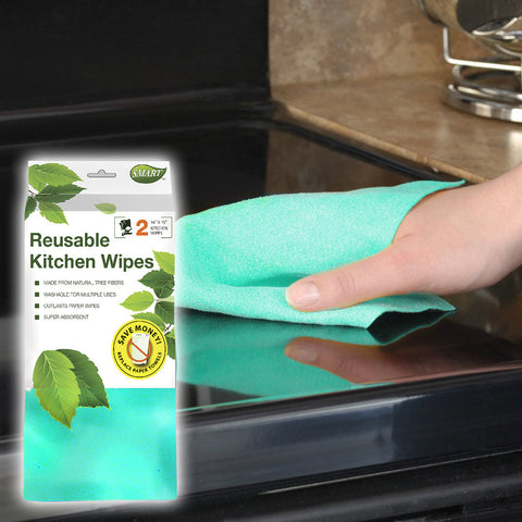 Reusable Kitchen Wipes - FREE TRIAL