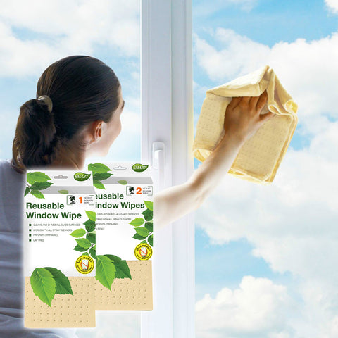 Reusable Window Wipes - FREE TRIAL