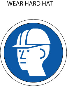 Mandatory Action: Hard Hat
