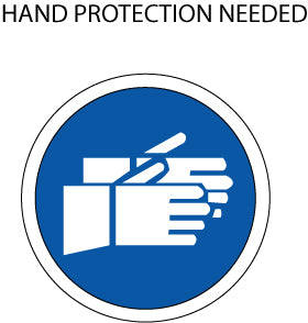 Mandatory Action: Hand Protection