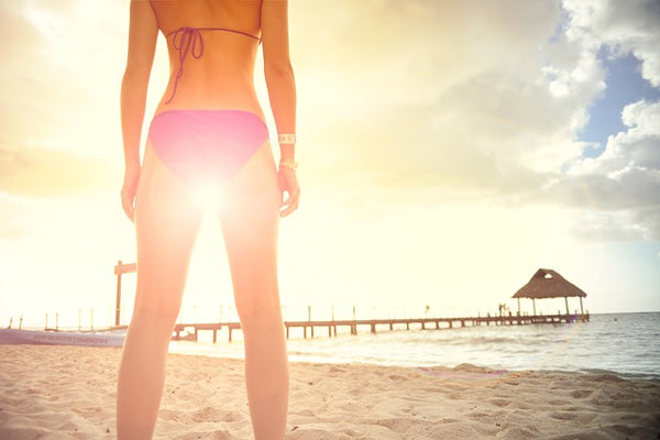 TOP TIPS FOR A BEACH READY BODY
