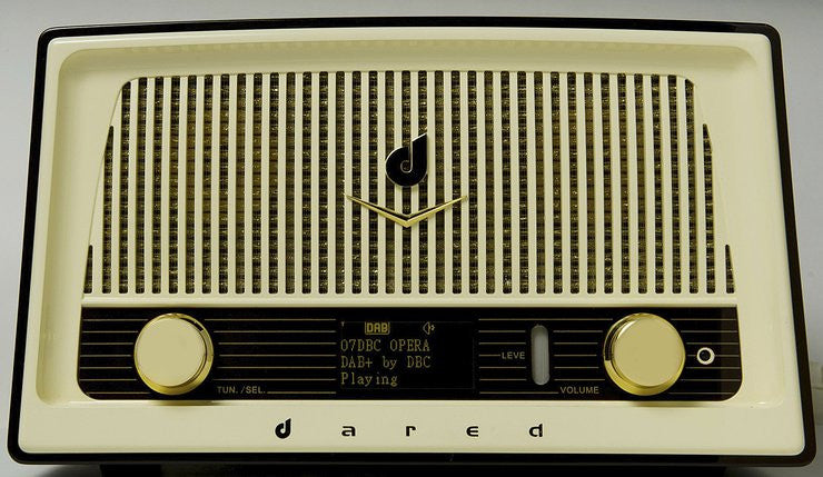 DARED RD-2 Retro-Radio