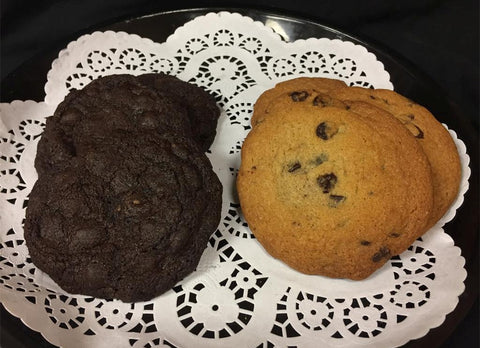 ***WEEKEND SPECIAL - Chocolate Chip and/or Double Chocolate Chip Cookies 2 for $1.00