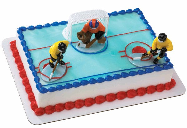 Hockey Toy Deco