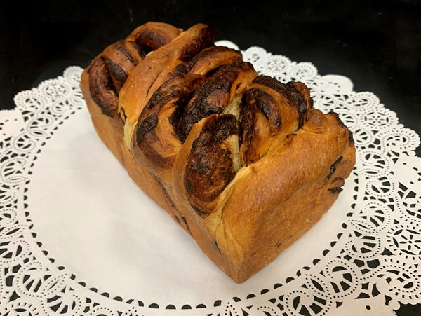 ***FEATURED BREAD - Chocolate Swirl Brioche