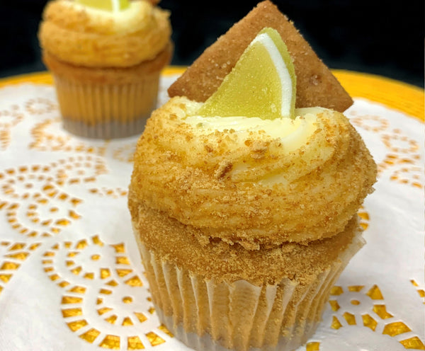 ***SPECIALTY CUPCAKE OF THE MONTH - Key Lime Pie
