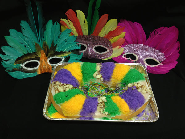 King Cake, Cinnamon