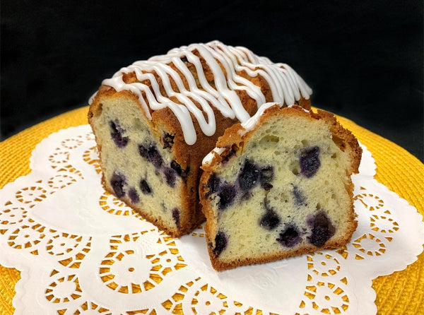 ***FEATURED BREAD - Lemon Blueberry Loaf (Available Friday, Saturday and Sunday Only)