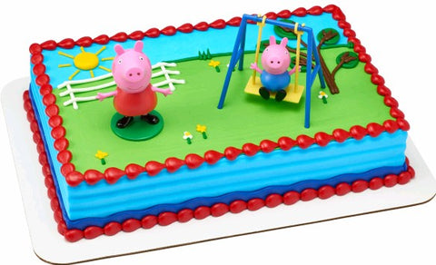 Peppa Pig Toy Deco
