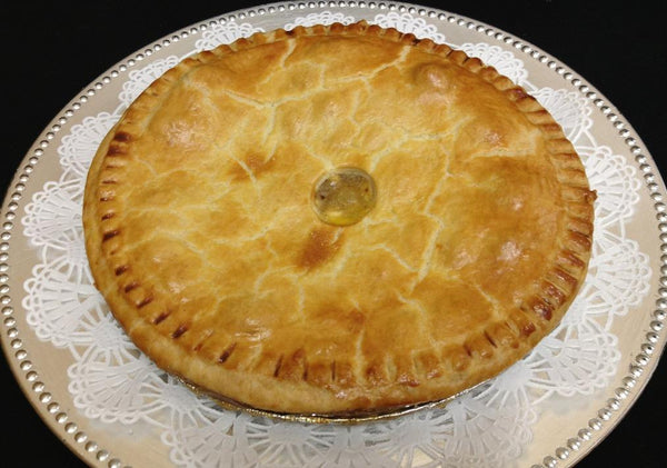 "Pie, 9"" Traditional Apple"
