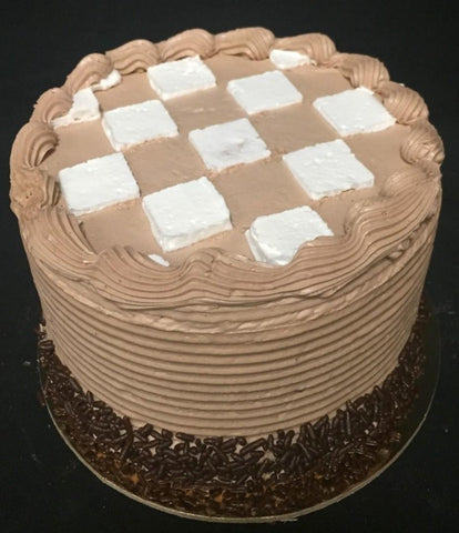 Checkerboard Layer Cake