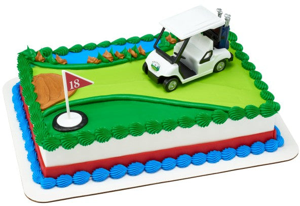 Golf Toy Deco