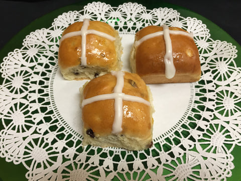 Buns, Hot Cross