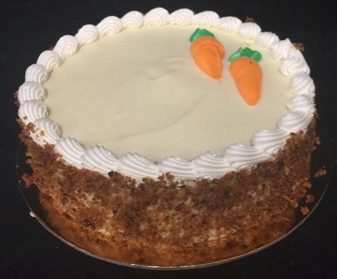 Junior Carrot Cake