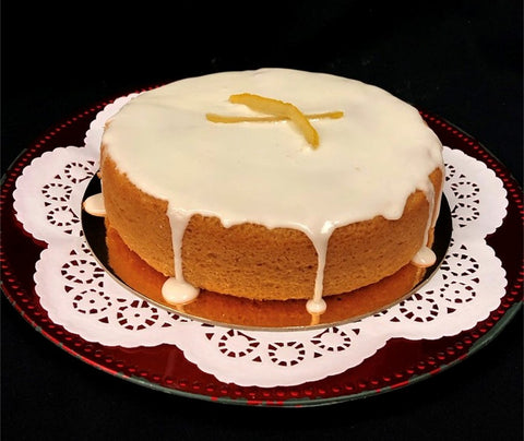 ***WEEKEND SPECIAL - Lemon Olive Oil Cake