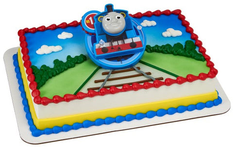 Thomas The Tank Toy Deco