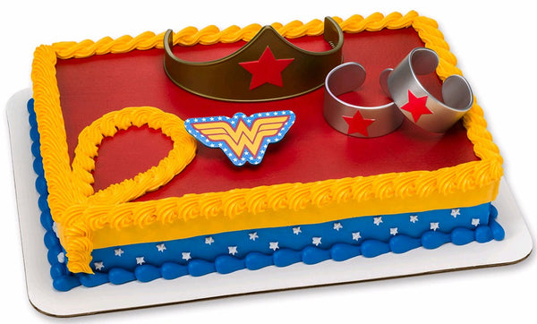 Wonder Woman Toy Deco