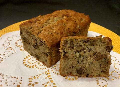 ***FEATURED BREAD - Zucchini Bread