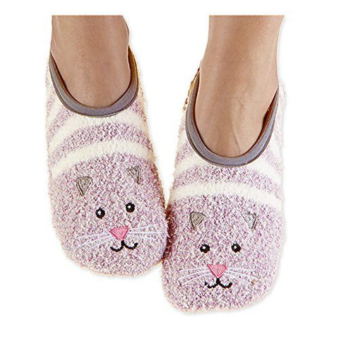 "Back To Search Results For ""cat"" - FUNNY WOMEN'S CUTE ANIMALS COMFY SLIPPER SOCKS"