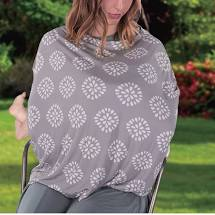 Nuby Ritzy Multi-Purpose Nursing Cover