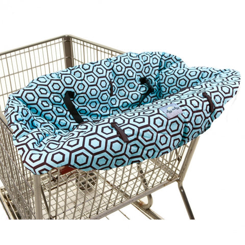 Itzy Ritzy High Chair & Shopping Cart Cover