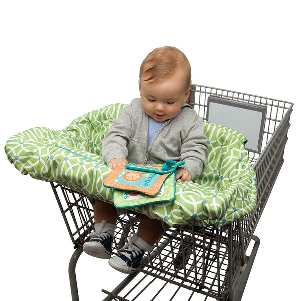 Boppy Shopping Cart Cover & High Chair Cover