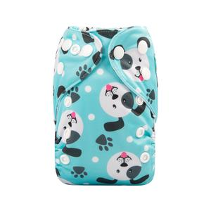 New Alva Baby Cloth Diaper, Puppy