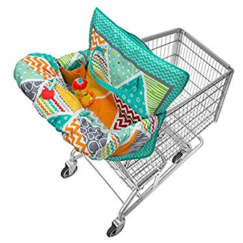 Infantino 2-in-1 Shopping Cart Cover