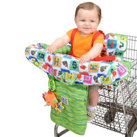 Eric Carle Shopping Cart & High Chair Cover