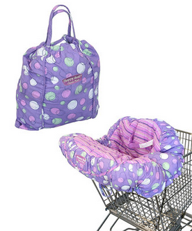 Floppy 2-in-1 High chair & Cart Cover
