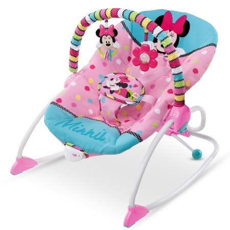 New Minnie Mouse Toddler Rocker