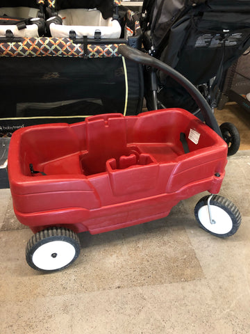 Step2 Wagon, Red