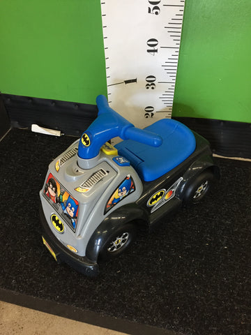 Fisher Price Batman Ride On