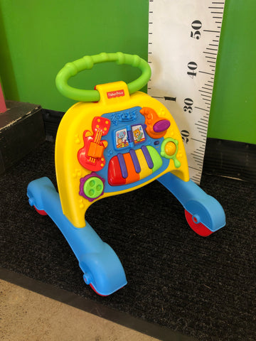 Fisher Price Piano Walker