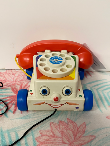 Fisher Price Vintage Telephone