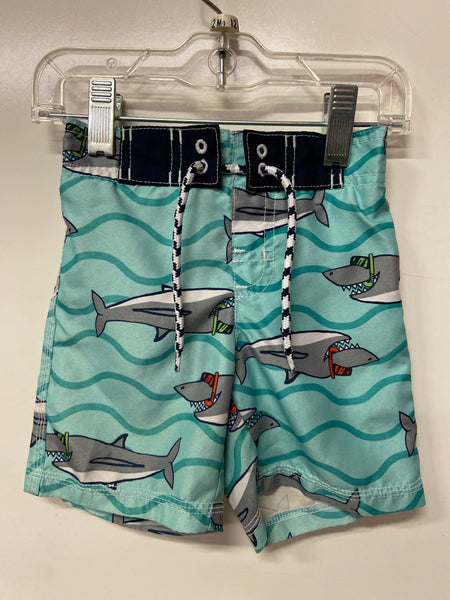 Gymboree Board Shorts, Size 12-18M