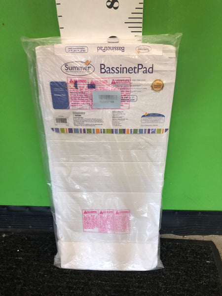 Summer Bassinet Pad